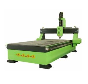 New design heavy duty  CNC router machine DA1325 vacuum table