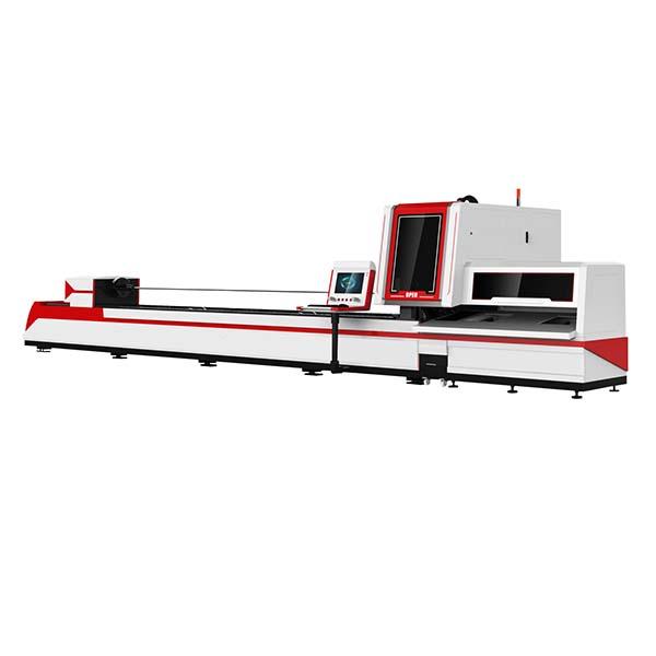 Pipe Fiber Laser Cutting Machine Featured ôfbylding