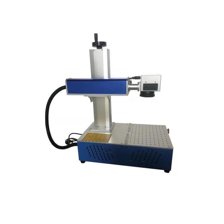Personlized Products 3d Cnc Engraving Router - Mini Fiber Laser Marking Machine 20W,30w,50W – Geodetic CNC