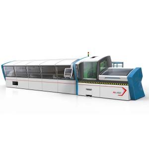 Newly Arrival Cutting Machines For Granite - pipe fiber laser cutting machine – Geodetic CNC