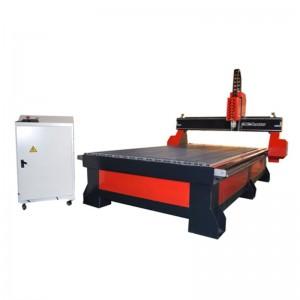 అల్యూమినియం టి-స్లాట్ టేబుల్తో CNC రూటర్ DA2030 / DA2040