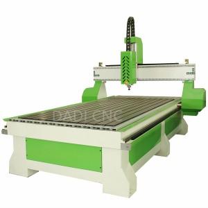 Hot sale Factory 1325 Cnc Router Wood Lathe - CNC Machine DA1325T Aluminum T-slot Worktable  – Geodetic CNC